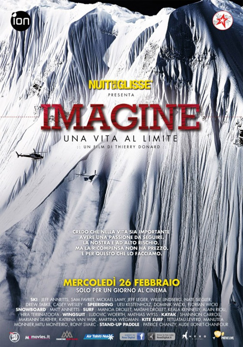 Imagine - Una vita al limit